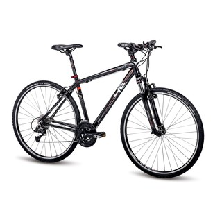 "Men's Cross Bike 4EVER Credit 28"" – 2016 - Black-Red"