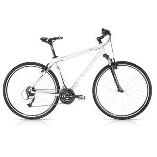 "Men's Cross Bike KELLYS CLIFF 50 White 28"" – 2016"