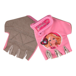 BARBIE - Cycling Gloves For Children