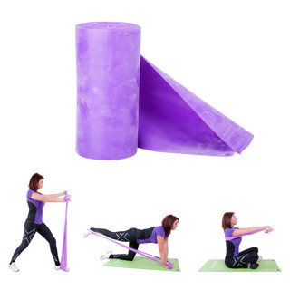 Resistance Band inSPORTline Morpo Roll 5.5 m XXX-Heavy
