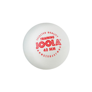 Set of balls Joola Training 120pcs - White