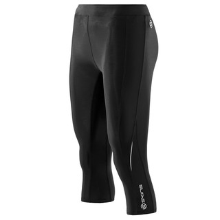 A200 Woman's Compression 3/4 Tights - Black