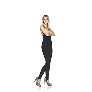 Women's Slimming stirrup leggings inSPORTline Revolution Slim F.011