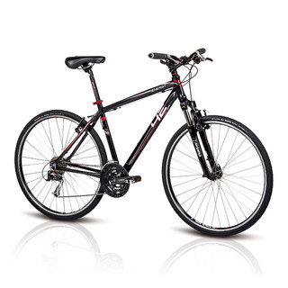 Cross Bike 4EVER Energy 2014 - Black-Red