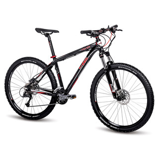 "Mountain Bike 4EVER Fever Disc 27.5"" – 2016 - Black-Red"