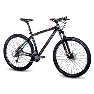 "Mountain Bike 4EVER Fever Disc 29"" – 2016 - black-red"