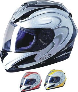 WORKER V100 Motorcycle Helmet