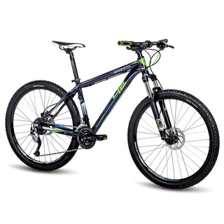 "Mountain Bike 4EVER Graffiti Disc 27.5"" – 2016 - Blue-Green"