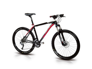 Mountain bike 4EVER HAZARD Disc - Red