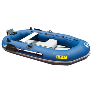 Inflatable Boat Aqua Marina Classic with Motor