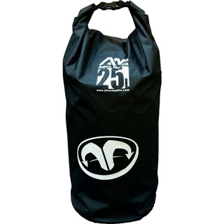 Waterproof Carry Bag Aqua Marina Simple Dry Bag 25l - Black