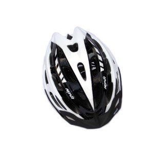 Bike helmet Naxa BX2 - White-Black