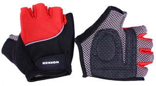 Cycling gloves, gym gloves WORKER S900