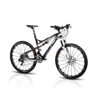 Full Suspension Bike 4EVER Virus SXC X0 - 2015 - black - grey