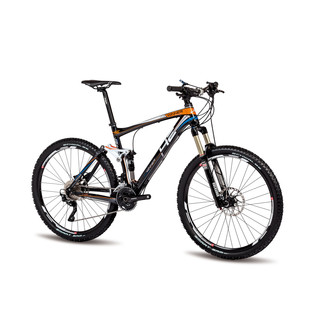 Full Suspension Bike 4EVER Winner 652 - 2015 - Orange-Black