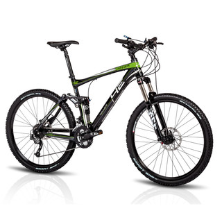 Full Suspension Bike 4EVER Winner 654 - 2015