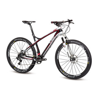 "Mountain bike 4EVER Virus XC X01 27,5"" - 2015 - black-white"