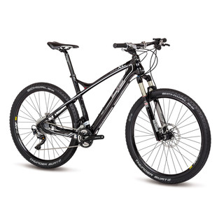 "Mountain bike 4EVER Virus XC 1 27,5"" - 2015 - Black-Silver"