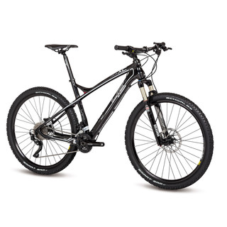 "Mountain bike 4EVER Virus XC 3 27,5"" - 2015 - Black-Silver"