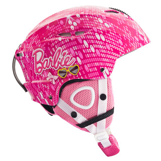 Kids Helmet Vision One Barbie - Pink