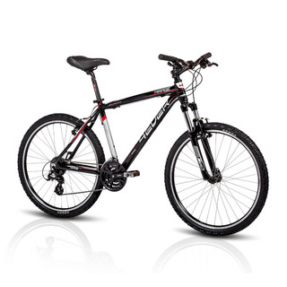 Mountain bike 4EVER Mirage 2014 - black-red