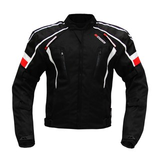 Motorcycle Jacket Spark Mondo - Black
