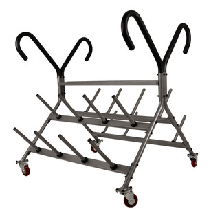 Multi rack for plates and bars 30mm Pump