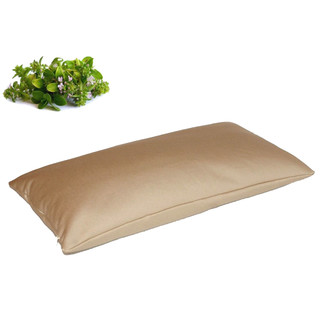 Buckwheat Pillow ZAFU 26x50cm with thyme