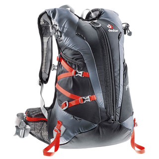 Sports Backpack DEUTER Pace 20 2016 - Black-Grey
