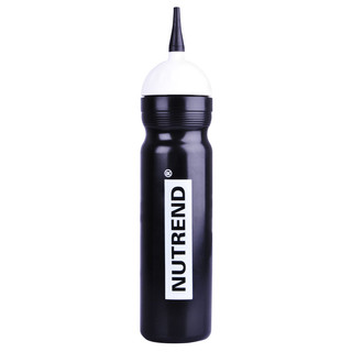 Sports bottle Nutrend Bidon 2013 - 1000 ml with a nozzle