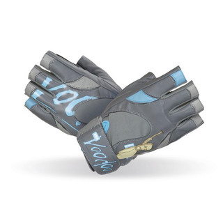 "Fitness gloves Mad Max ""voodoo"" - blue-gray"