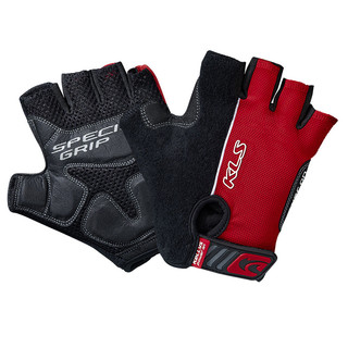 Cycling gloves KELLYS COMFORT - Red