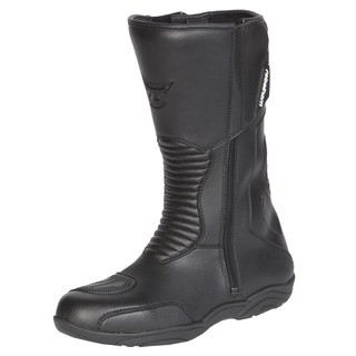 Motorcycle Boots Rebelhorn River - Black