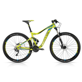 "Full Suspension Bike KELLYS REYON 30 29"" – 2016"