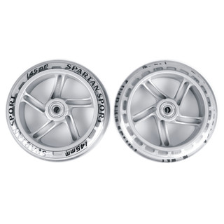 Replacement wheels for scooters Spartan 145 mm