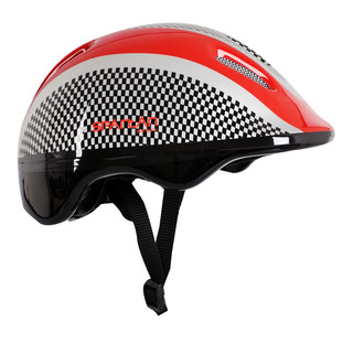 Cycle helmet Spartan Easy - Red