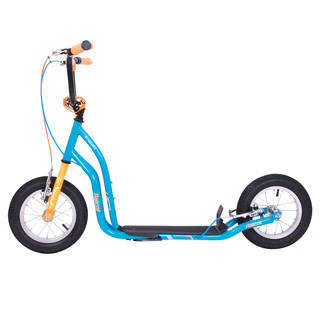 Kick Scooter inSPORTline Raicot SE Blue-Orange