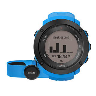 Sports Watch Suunto Ambit3 Vertical (HR) - Blue