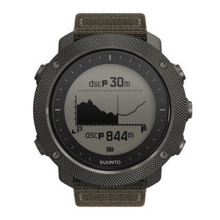 Outdoor Sports Watch SUUNTO Traverse Alpha Foliage