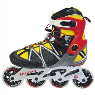 Spartan Soft Max in-line skates - Red
