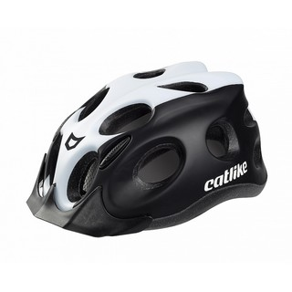 Bike Helmet CATLIKE Tiko - black-white