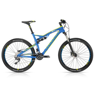 "Full Suspension Bike KELLYS TYKE 10 27.5"" – 2016"