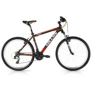 "Mountain Bike KELLYS VIPER 10 Black Fire 26"" – 2016"