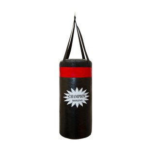 Boxing Bag with Mounting Straps Shindo Sport