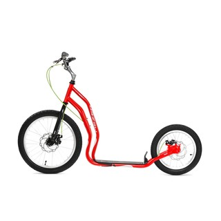 Scooter Yedoo Mezeq Disc New - Red-Black
