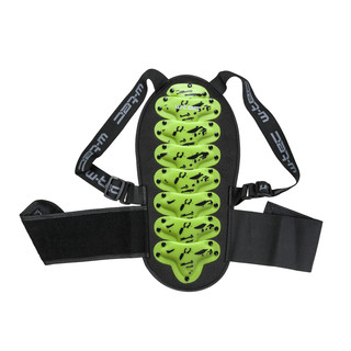 Children's Spine Protector W-TEC NF-3540 Junior - Green