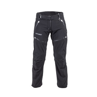 Women's Softshell Moto Pants W-TEC NF-2880 - Black