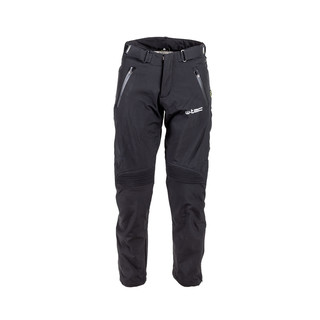 Men's Softshell Moto Pants W-TEC Guslic NF-2801 - Black
