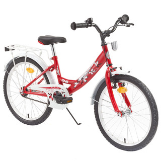 "Children's Bike DHS Miss Twenty 2004 20"" – 2015 - Red"