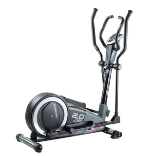 Elliptical Trainer inSPORTline Atlanta Black